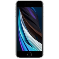 Смартфон Apple iPhone SE 2020 64GB, белый, Slimbox