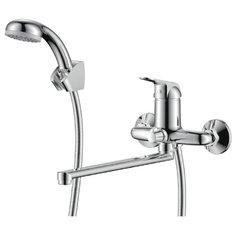 """""""ARGO"""" Смеситель для ванны и умывальника VECTOR, d-40, керамбукса, L-обр. излив 325 мм,"""