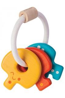 Погремушка Ключи Plan Toys