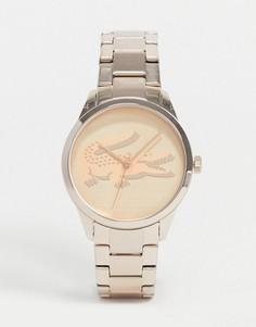 Часы-браслет цвета розового золота Lacoste Ladycroc 2001172-Золотистый