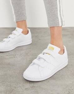 Белые кроссовки adidas Originals Sustainable Stan Smith-Белый