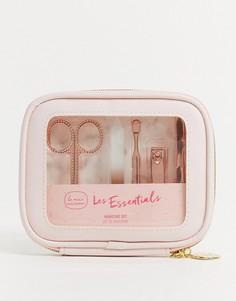 Маникюрный набор Le Mini Macaron – Les Essentials-Бесцветный