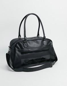 Черная сумка Ben Sherman-Черный цвет