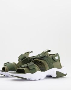 Cпортивные походные сандалии Nike Canyon-Многоцветный
