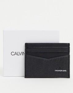 Черная кредитница Calvin Klein Jeans 6CC-Черный