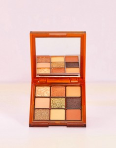 Палетка теней для век Huda Beauty Brown Obsessions - Caramel-Многоцветный