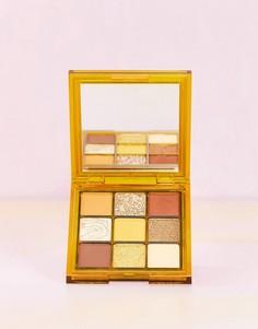 Палетка теней для век Huda Beauty Brown Obsessions - Toffee-Многоцветный