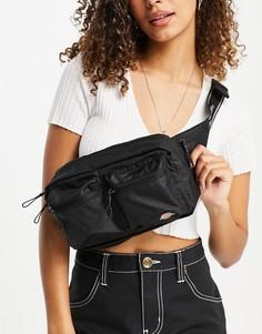 Черная сумка-кошелек на пояс Dickies Apple Valley-Черный цвет