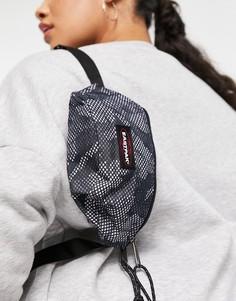 Сумка-кошелек черного цвета Eastpak-Черный цвет