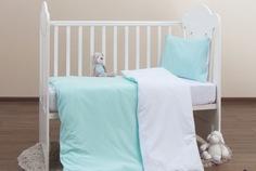 Комплект постельного белья Mirarossi Dusty для новорожденных
