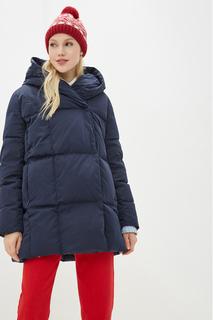 Куртка женская Baon B009502 синяя XL