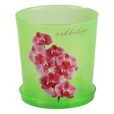 Горшок цветочный Альтернатива 11020 1.8 л Alternativa