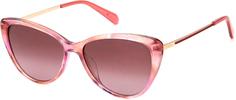 Солнцезащитные очки женские Fossil FOS 2114/G/S розовые