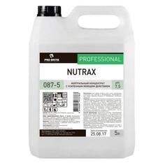 Средство моющее универсальное 5 л, PRO-BRITE NUTRAX, низкопенное, концентрат, 087-5