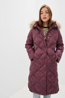 Пуховик-пальто женский Baon B009522 красный S