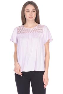 Блуза женская Baon B198033 розовая XL