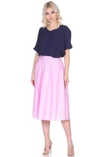 Юбка женская Baon B479006 фиолетовая XL