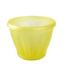 Цветочный горшок ФлораПласт люкс Знатный М302П 2 л