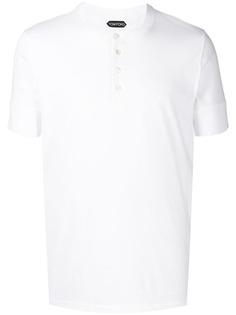 TOM FORD футболка хенли