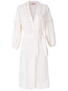 Clube Bossa пляжное платье миди Krista
