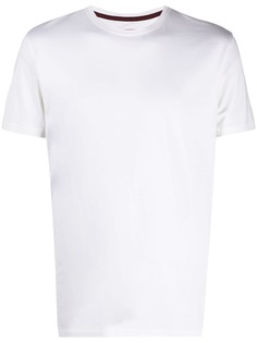 Isaia футболка с короткими рукавами