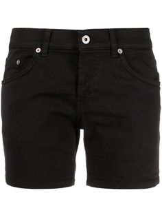 Dondup джинсовые шорты скинни