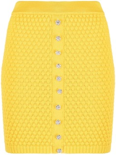 Giuseppe Di Morabito трикотажная юбка мини