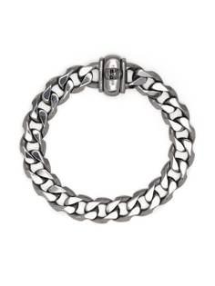 Emanuele Bicocchi серебряный браслет-цепочка