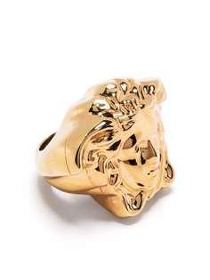 Versace кольцо с декором Medusa Head