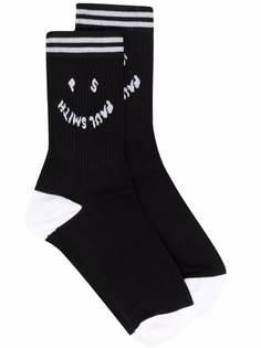 PS Paul Smith носки с принтом