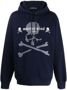 Mastermind Japan худи с логотипом
