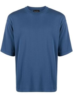 Roberto Collina футболка с короткими рукавами