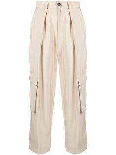 Tela зауженные брюки карго