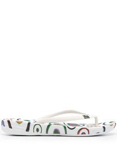 10 CORSO COMO шлепанцы iQushion из коллаборации с Fitflop
