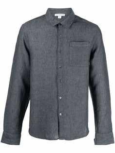 James Perse рубашка с длинными рукавами