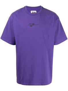 izzue футболка с короткими рукавами и логотипом