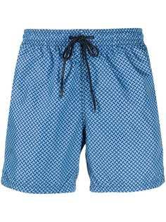 Drumohr плавки-шорты с узором
