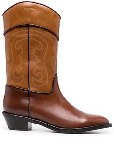 See by Chloé ковбойские ботинки