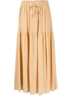 Alysi плиссированная юбка миди