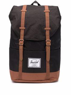 Herschel Supply Co. рюкзак Retreat с пряжками