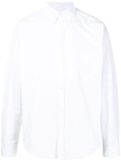 Balenciaga рубашка с длинными рукавами
