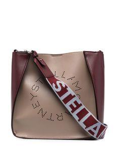 Stella McCartney маленькая сумка на плечо Stella Logo