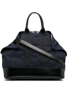Alexander McQueen дорожная сумка с логотипом Skull