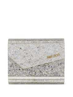 Jimmy Choo мини-сумка Candy с блестками