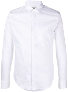 Emporio Armani рубашка с длинными рукавами
