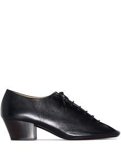 Lemaire туфли дерби с квадратным носком