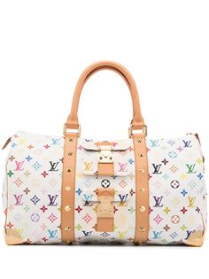 Louis Vuitton дорожная сумка Keepall 45 2003-го года