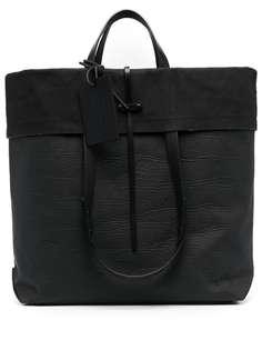 Maison Margiela сумка-тоут с нашивкой-логотипом