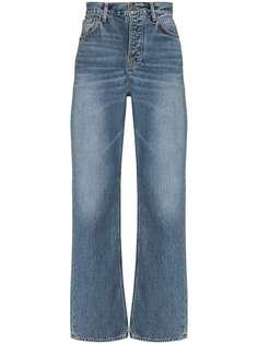 Nudie Jeans джинсы Tuff Tony широкого кроя