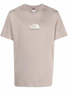 The North Face футболка из коллаборации с Black Box Alpine Equipment
